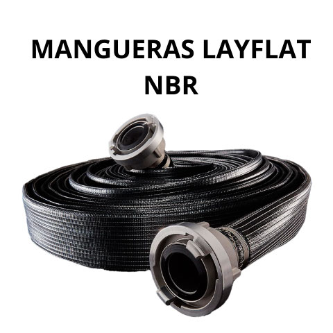 Mangueras Layflat NBR